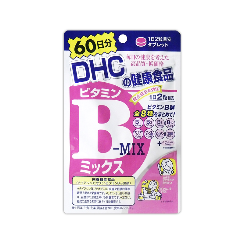 [DHC] DHC 비타민 B 믹스 60일 분