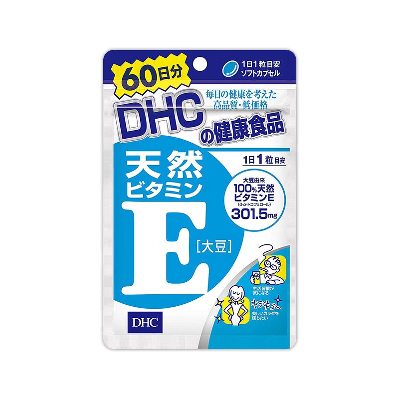 [DHC] DHC 비타민 E 60일 분
