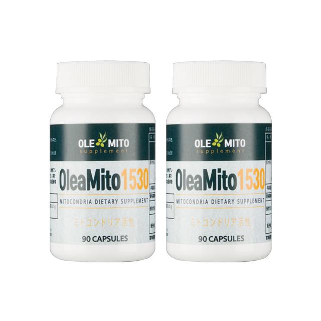올레아미토(Olea Mito) 90정 2개 세트