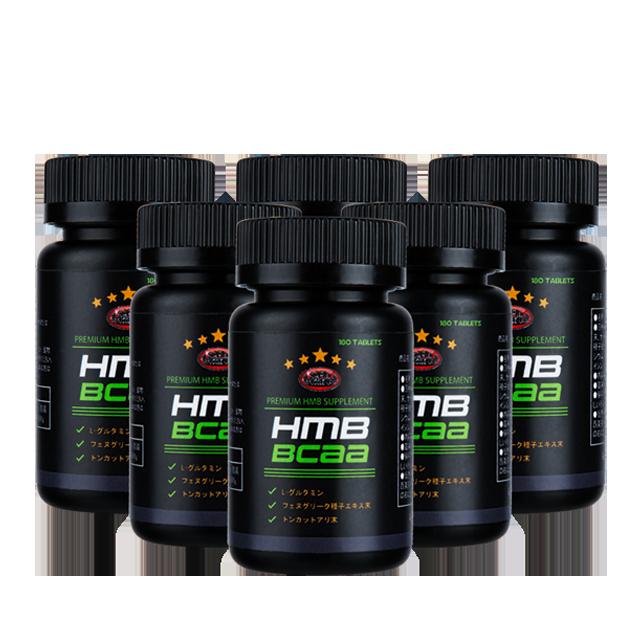 라피트머슬업 HMB 근육강화 서플리 180정(30일분) 6개 세트