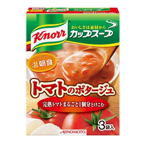 [아지노모토] 크노르 컵스프 3개입 토마토 포타주