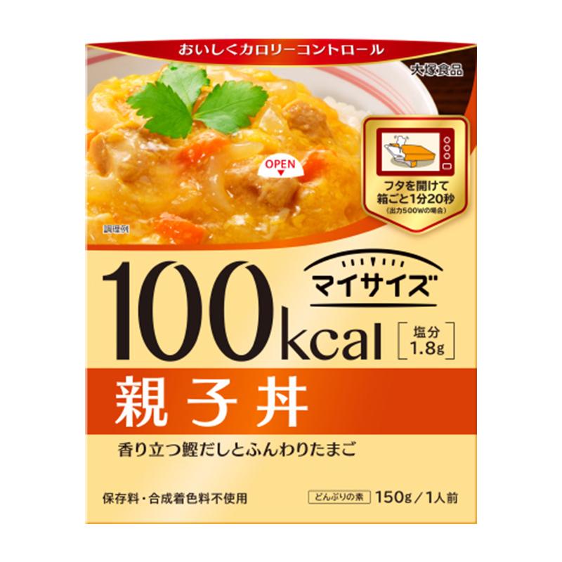 저칼로리 마이사이즈 100칼로리 오야코동 150g