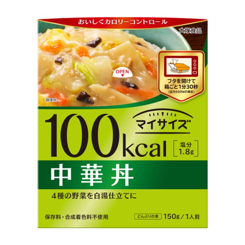 저칼로리 마이사이즈 100칼로리 중화덮밥 150g