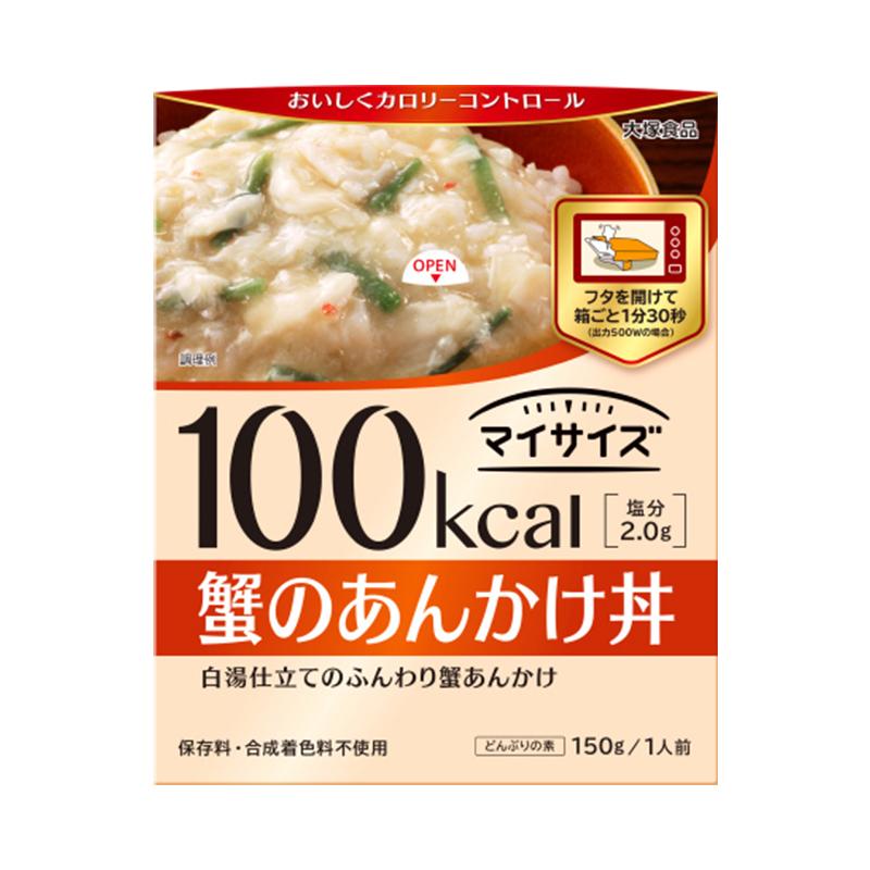 저칼로리 마이사이즈 100칼로리 게살덮밥 150g