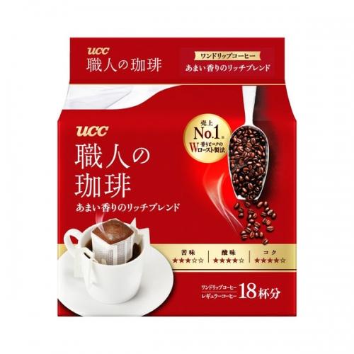 [UCC] 장인의 커피 달콤한 향기의 모카블랜드 18봉입
