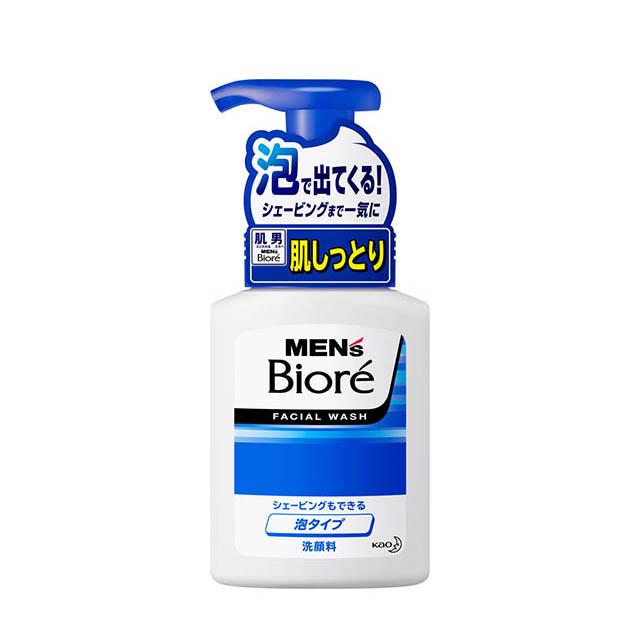 [카오]비오레 맨즈 거품 클렌징 폼 150ml