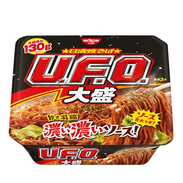 닛신 UFO 야키소바 빅 사이즈