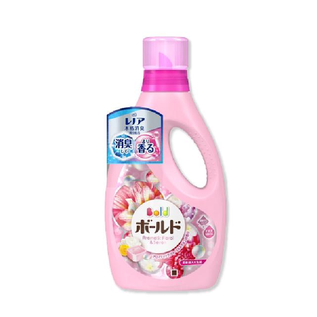 보르도 액체세제 핑크 플로랄 사본 본체 850g