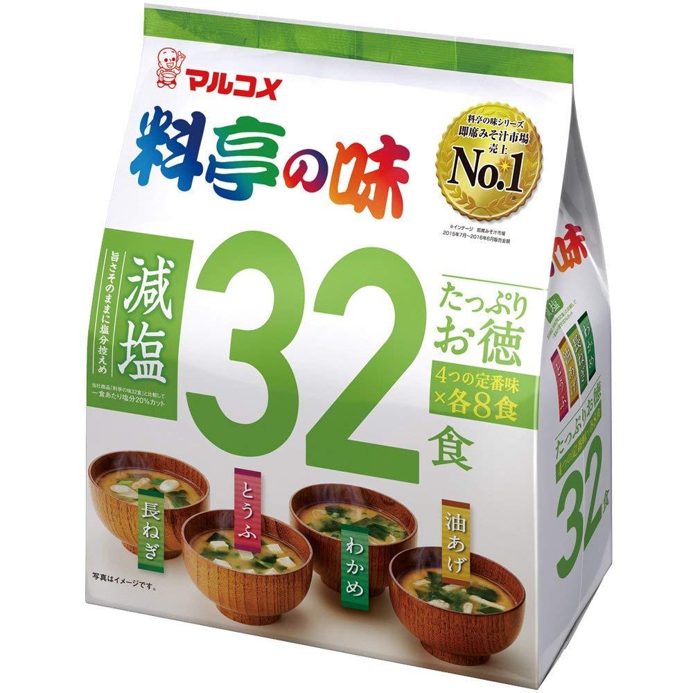 마루코메 미소시루 아와세 저염 32식