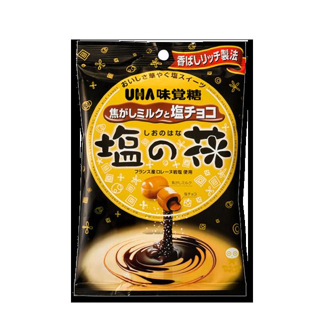 UHA미각당 소금의 꽃 캔디 85g
