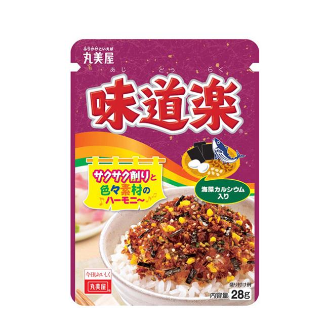 후리카케 맛도락 28g