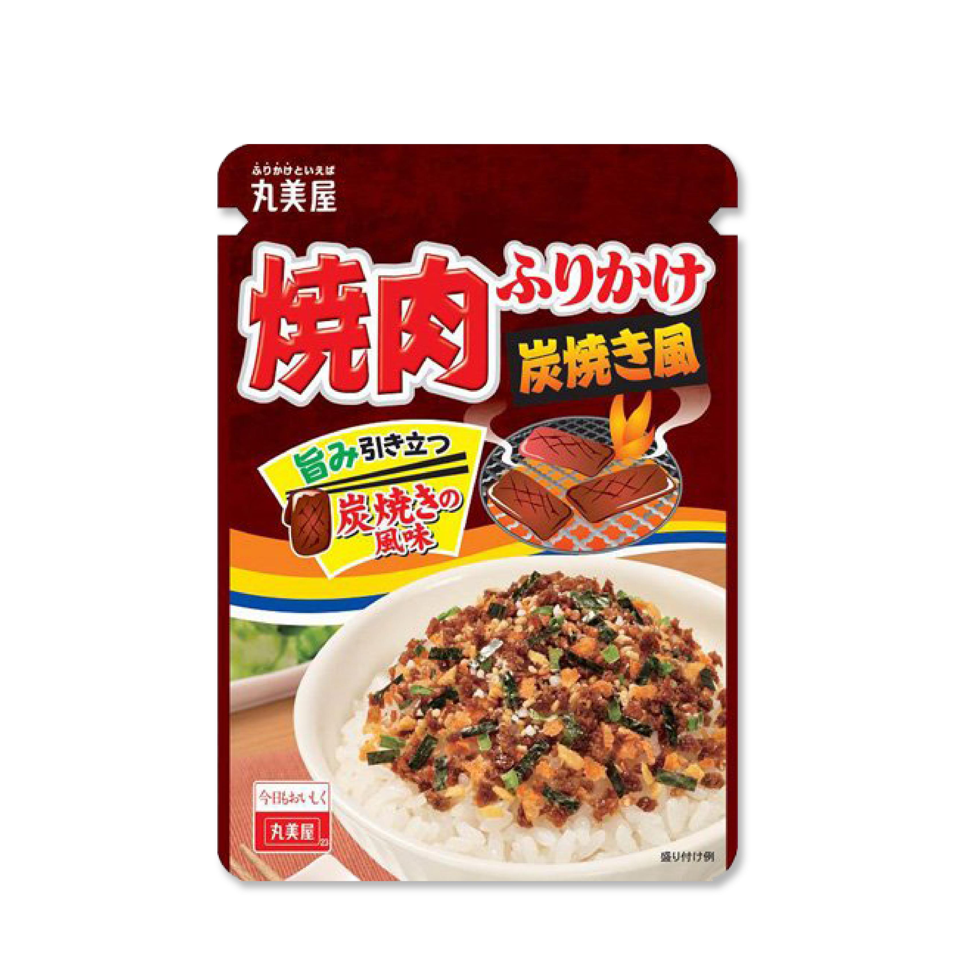 후리카케 고기구이맛