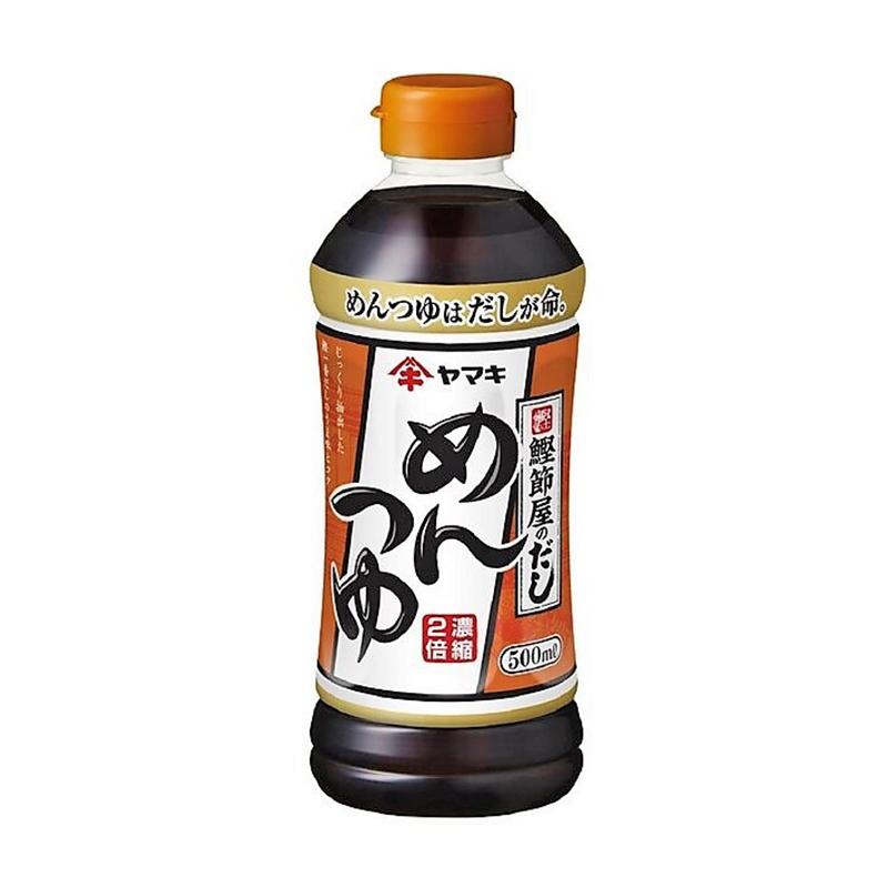 야마키 면쯔유 500ml