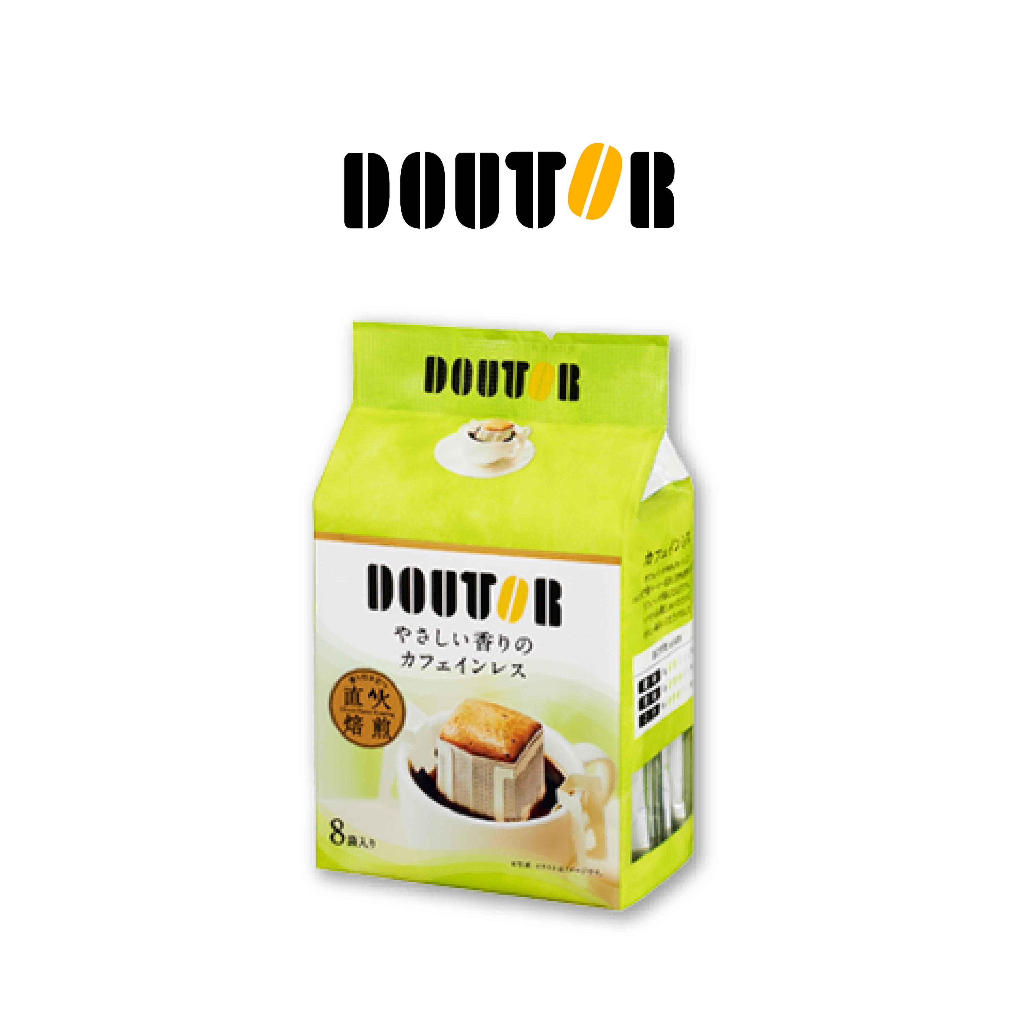 [도토루] 부드러운향의 논카페인(그린) 커피
