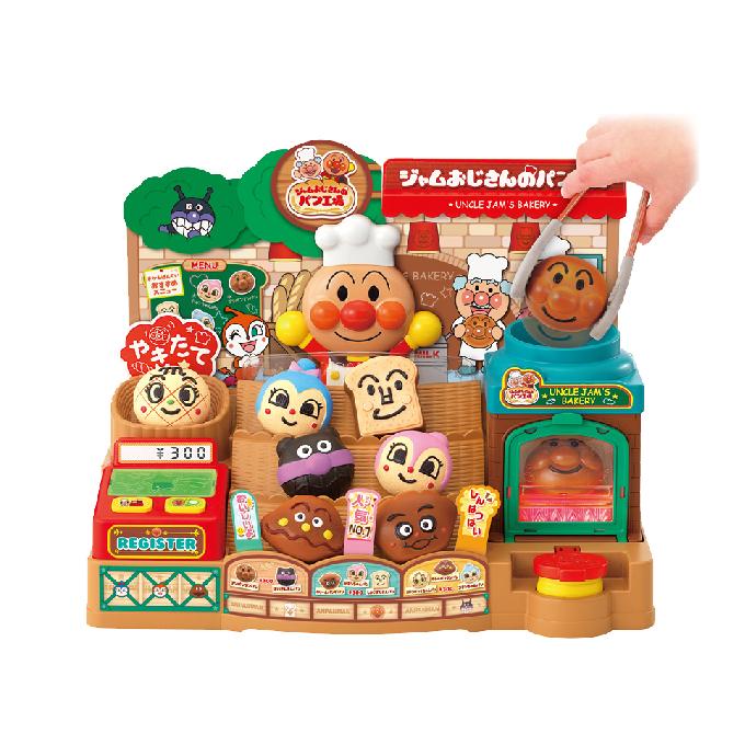[PINOCCHIO] 호빵맨 잼아저씨의 갓 구운 빵공장 (일반/DX)