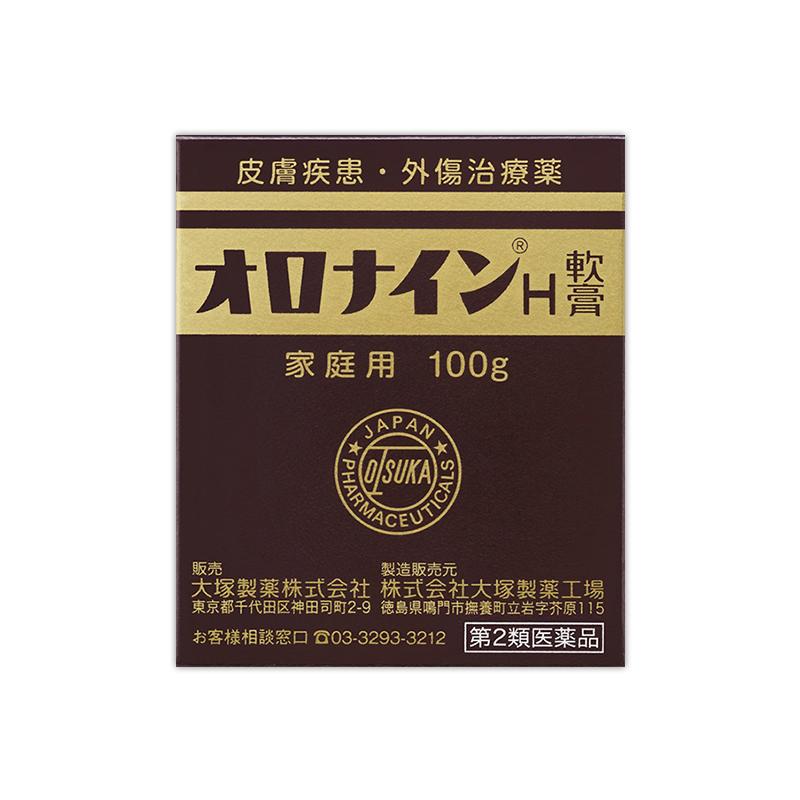 오오츠카 오로나인 H 연고타입 100g