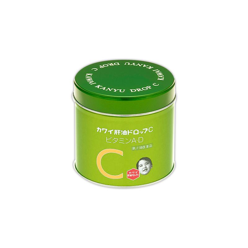 [카와이] 카와이 간유 드롭 C 150정