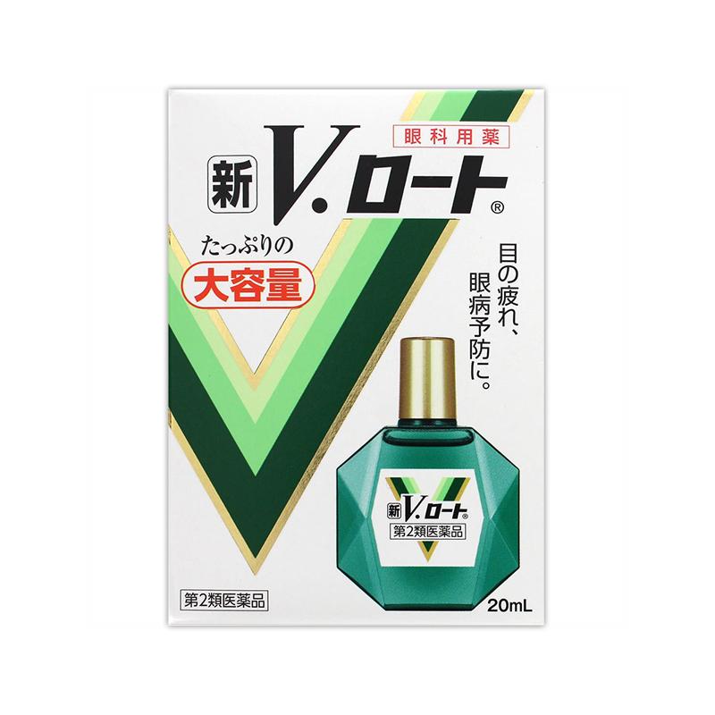[로토] 신 V 로토 시리즈 안약 20ml