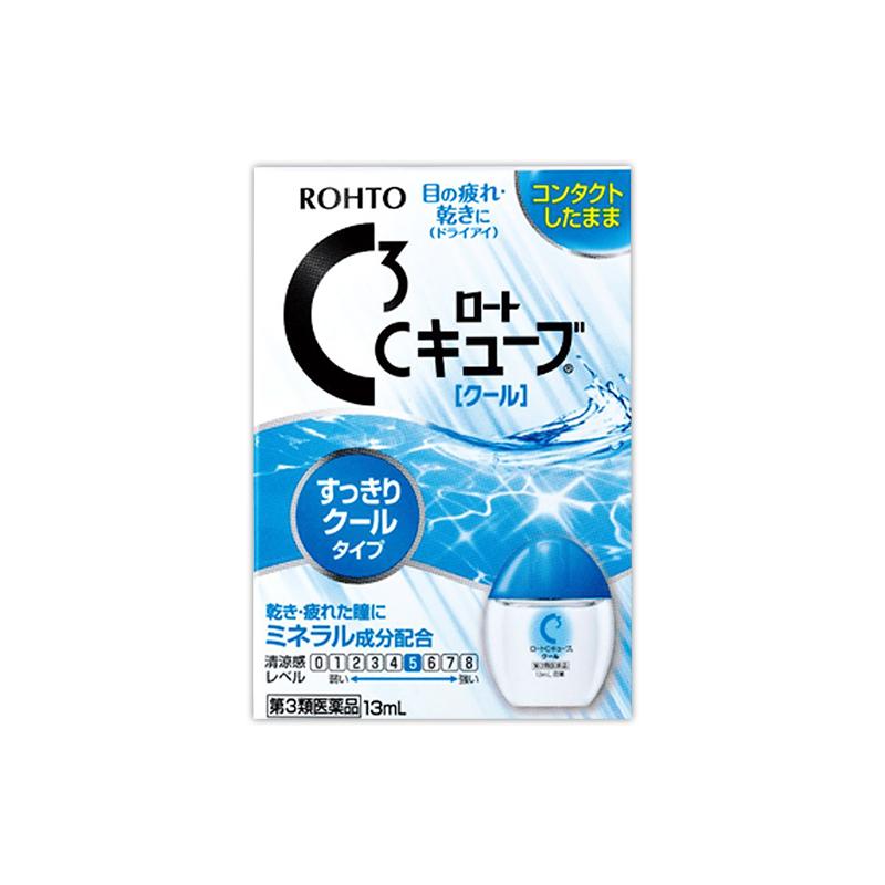 [로토] C 큐브 안약 쿨 A 13ml