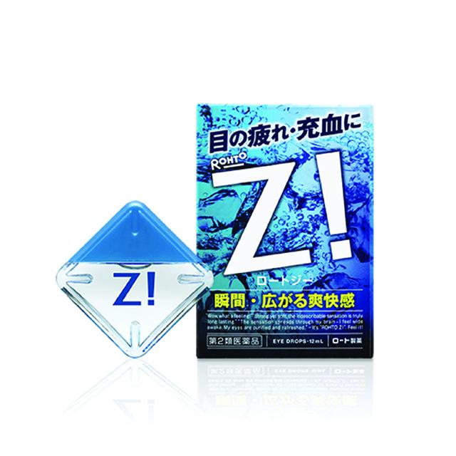 일본 로토 Z 안약 12ml