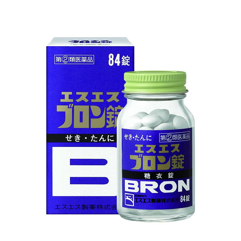 [에스에스] 브론 84정