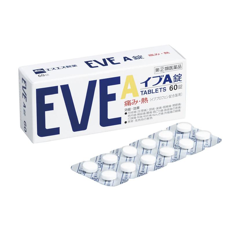 EVE 이브 A 60정